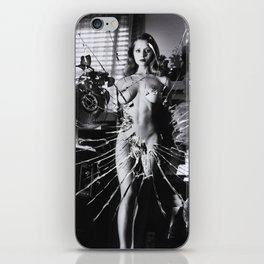 ''Watching'' iPhone Skin