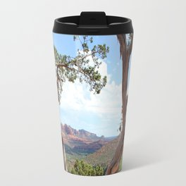Arizona Horizon - Sedona Red Rocks Travel Mug