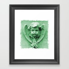 ColnaCherub Framed Art Print