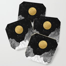 Moon and Stars Coaster