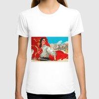 propaganda T-shirts featuring CHINESSE COMMUNIST  PROPAGANDA  by Sofia Youshi