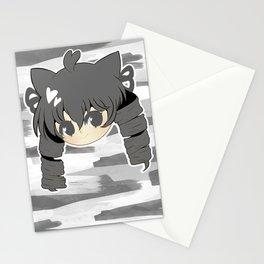 Neko mimi series KURO Stationery Cards