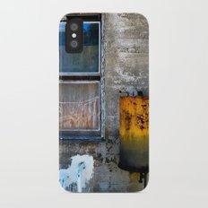 Trespassing iPhone X Slim Case