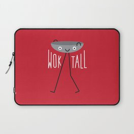 A Stirring Exhortation Laptop Sleeve