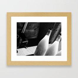 Pet Nat - Unlabeled Framed Art Print