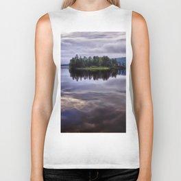 Lake of Two Rivers Biker Tank