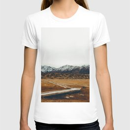 The Plains and Mountains (Color) T-shirt