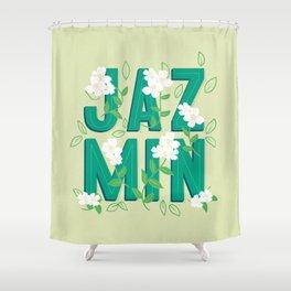 Jazmin Shower Curtain