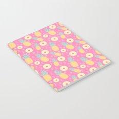 Pink Pinapple Notebook