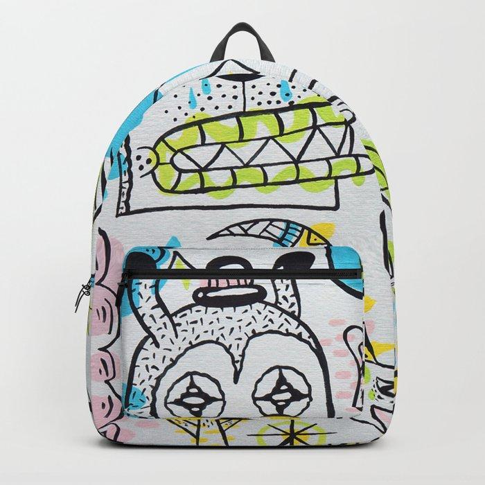 Shape Shifters Backpack