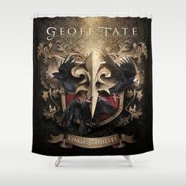 geoff tate queensryche 2021 Shower Curtain