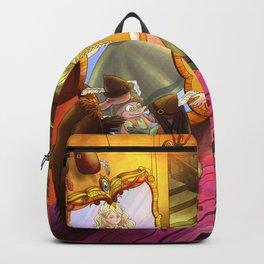 The Kakuna Haberdashery Backpack