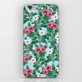 Flower garden II iPhone Skin