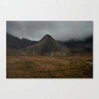 middle earth Canvas Prints featuring Middle earth by Ferdinand Bardamu