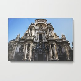Clay saints Metal Print