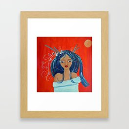 Naha Framed Art Print