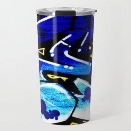 Graffiti 15 Travel Mug