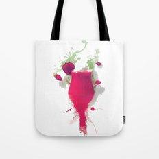 Sorbet fraises chantilly painting colors fashion Jacob's Paris Tote Bag