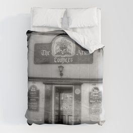 The Coopers Arms Pub Rochester Comforters