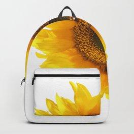 yellow sunflower Backpack