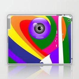 Eye Sax Laptop & iPad Skin