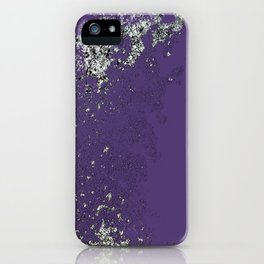 Purple Mold iPhone Case