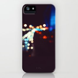 Traffic iPhone Case