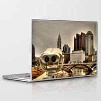wall e Laptop & iPad Skins featuring Wall E? by BradBrunstetter