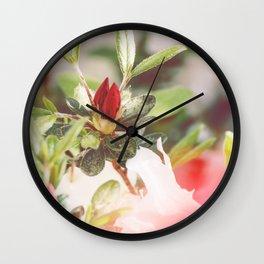 Italian palette Wall Clock