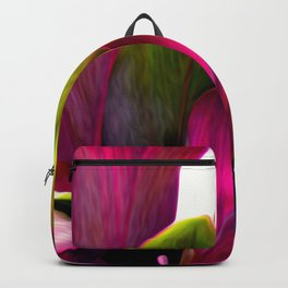 Ti Leaf Bouquet Backpack