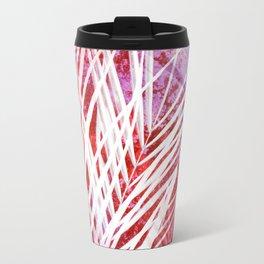 Palm Leaf II Travel Mug