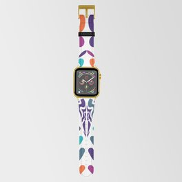 Colorful Fly Apple Watch Band