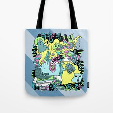 Sing me to sleep Tote Bag