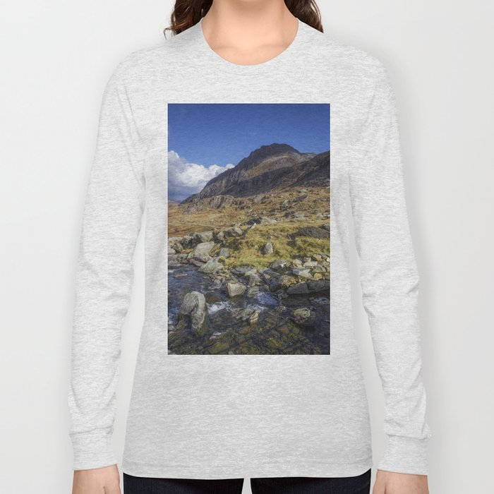Tryfan Long Sleeve T-shirt
