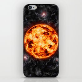 Sun-Space iPhone Skin