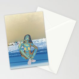 Solitude 6 Stationery Cards