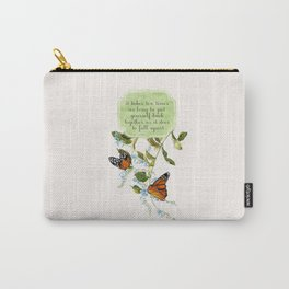 ten times as long Carry-All Pouch