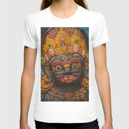Temples and Architecture of Kathmandu City, Nepal 002 T-shirt