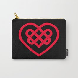 Celtic Heart (Dark) Carry-All Pouch