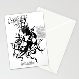 Reap Wild Wind Stationery Cards