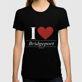 Bridgeport Connecticut CT Connecticuter T-shirt