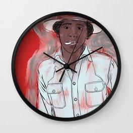 baby bama Wall Clock