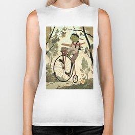 Morning Ride Biker Tank