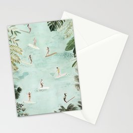 Longboard Heaven Stationery Cards