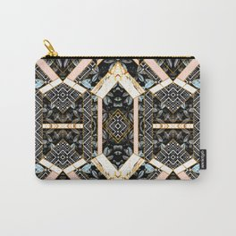 Victorian Mosaic Carry-All Pouch