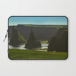 Sea Stacks at Duncansby Head Laptop Sleeve