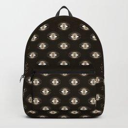 Mystic Evil Eye Backpack