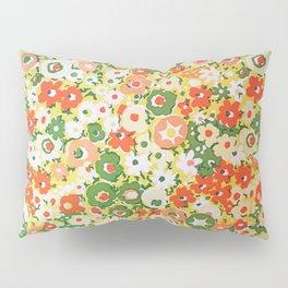 Sunset Garden Pattern No. 1 Pillow Sham