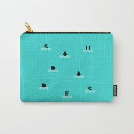 Saudades Carry-All Pouch