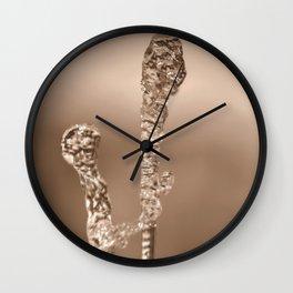 Water Art - 4 Wall Clock
